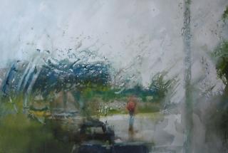 Из серии Сквозь дождь. 2012.