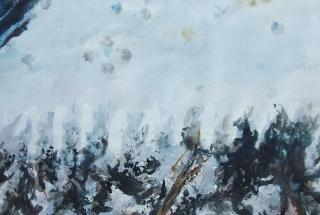 Из серии Таянье снегов. 2014.